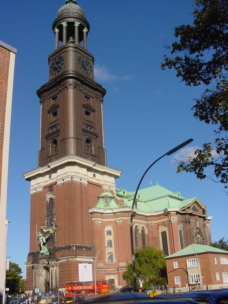 St Michaelis Hamburg