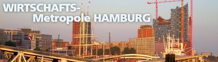 Hamburger Wirtschaft, Wirtschaftsmetropole Hamburg